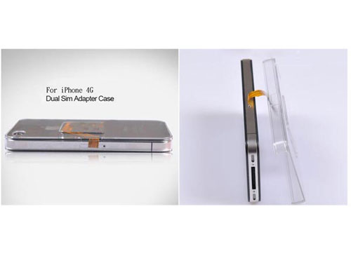Dual SIM Card for iPhone 4G