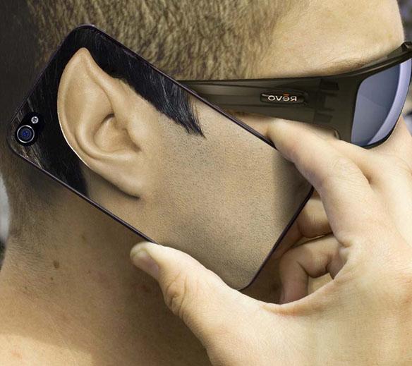 Spock Ear iPhone 4S Case