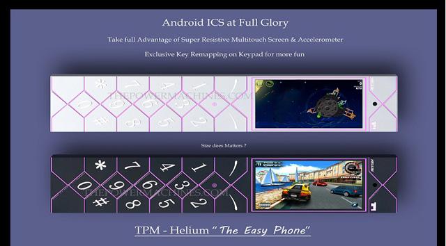 The Easy Phone01
