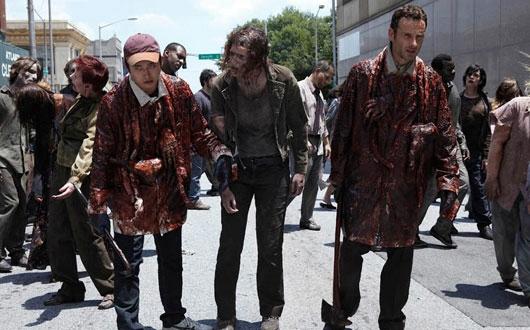 AMC Unleash Zombie Social Experiment on NYC