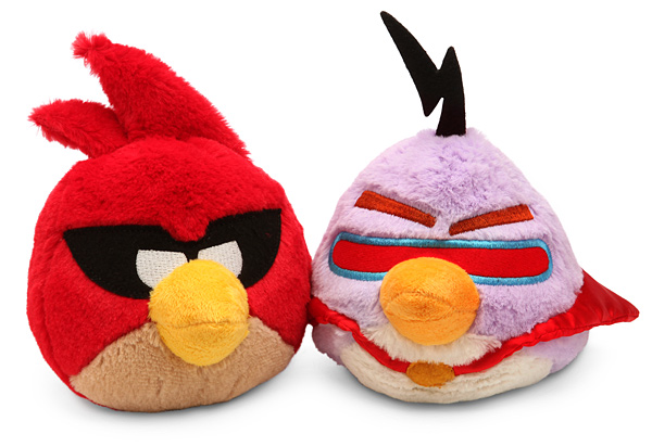 Angry Birds Space Plush Sound01