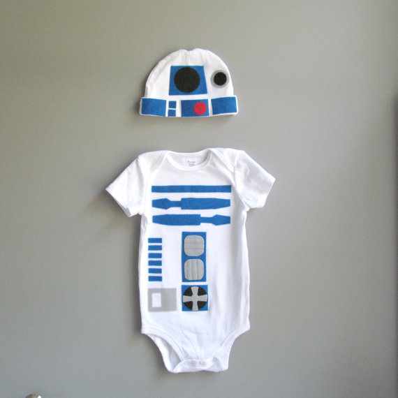 R2 D2 Baby Clothes