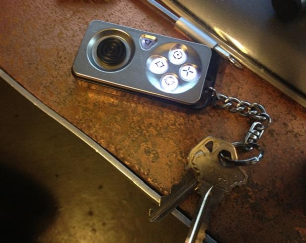 iMpulse keychain game controller and key finder gains Kickstarter funding