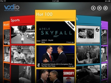 iPad Video Apps