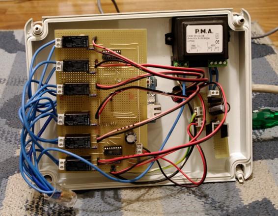 Arduino Power Strip