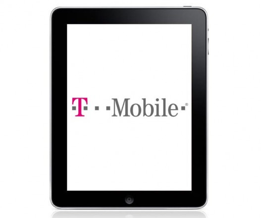 TMobile iPad