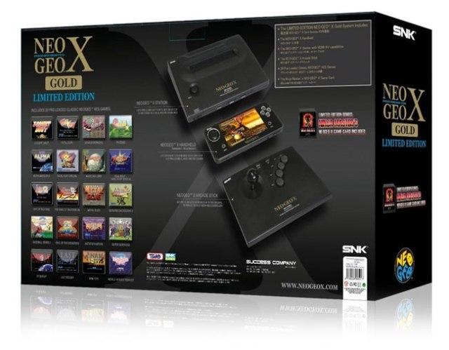 NeoGeo-X