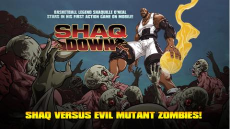 Siva's Game Reviews: ShaqDown