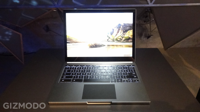 Chromebook Pixel Hands-On: A Lightning Fast Laptop for a Life Online